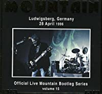 Live At The Scala Ludwigsberg 1996 by Mountain