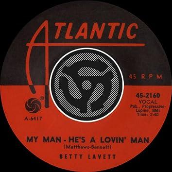 My Man - He's A Lovin' Man / Shut Your Mouth [Digital 45]