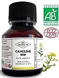 Aceite vegetal de Camelina orgánico - MyCosmetik - 10 ml
