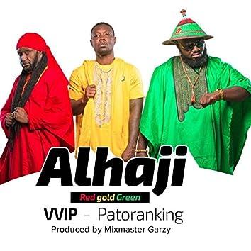 Alhaji (Red Gold Green)