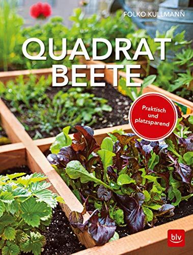 Quadratbeete: Praktisch und platzsparend