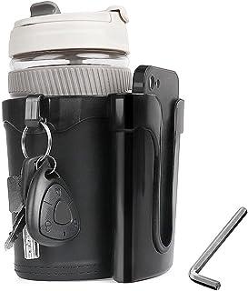 Hspemo Dryckeshållare för barnvagn, cykel mugghållare flaskhållare dryckeshållare cykel tillbehör för dricksflaskor nappfl...