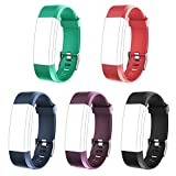 LETSCOM Fitness Tracker with Heart Rate Monitor,...