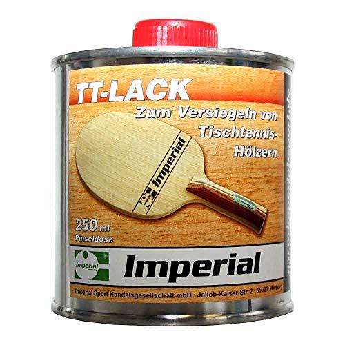 Imperial Versiegelungslack zum versiegeln von Tischtennishölzern | TT-Spezial - Schütt Tischtennis