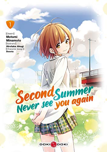Second summer, never see you again Edition simple Tome 1