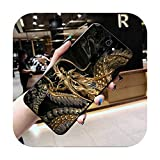 Hopereo Funda de teléfono para Redmi Note 9 8 8A 8T 7 6 6A 5 5A 4 4X 4A Go Pro-A2-For Redminote8Pro