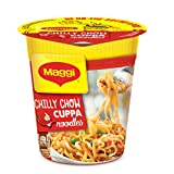 Maggi Nestle Cuppa Noodles, Chilli Chow - 70g Cup