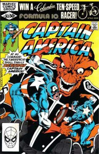 Marvel Classic v2 05 : Captain America