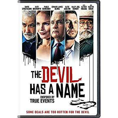 the devil has a name dvd