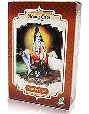Henna Castaño Claro Polvo Radhe Shyam