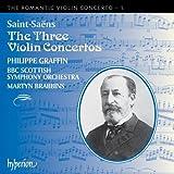 Saint-Saens: The Three Violin Concertos