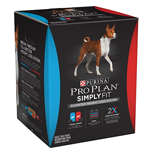 Purina Pro Plan Simply Fit Patented Weight Loss System