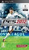 Konami Pro Evolution Soccer 2012, PSP