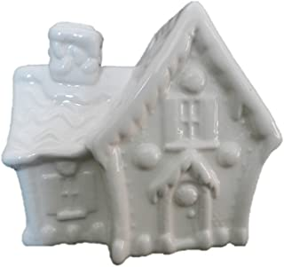 Paint Your Own Ceramic Gingerbread House