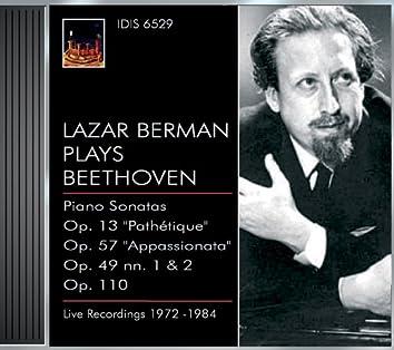 Beethoven, L. Van: Piano Sonatas Nos. 8, 19, 23 and 31 (Berman) (1972-1984)