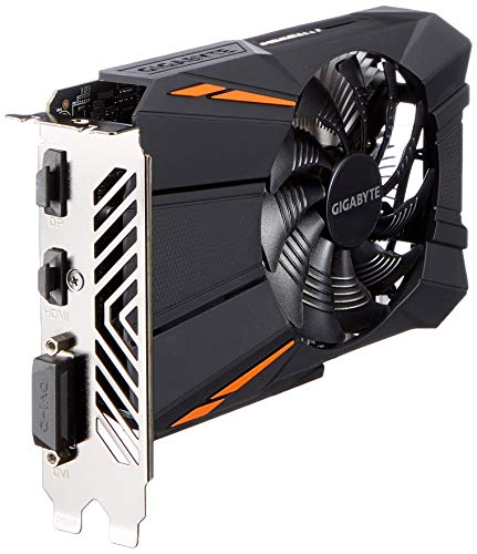Gigabyte AMD Radeon RX 550 D5 2G, GV-RX550D5-2GD V2