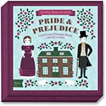 Pride & Prejudice: A BabyLit® Counting Primer Board Book and Playset (BabyLit Playset)
