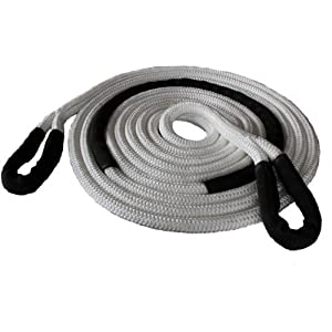 "ASR Offroad Kinetic Recovery Rope - 1-1/4""x30' (52,300 lbs)"