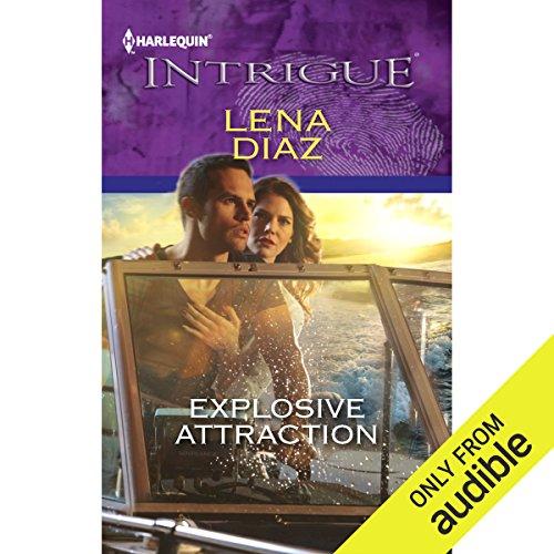 Explosive Attraction audiobook cover art