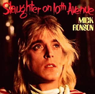 Slaughter on 10th Avenue Import Edition by Mick Ronson (2009) Audio CD