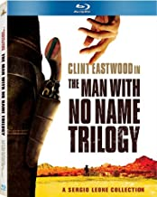 Clint Eastwood: Man With No Name Trilogy [Blu-ray] (Bilingual) [Import]