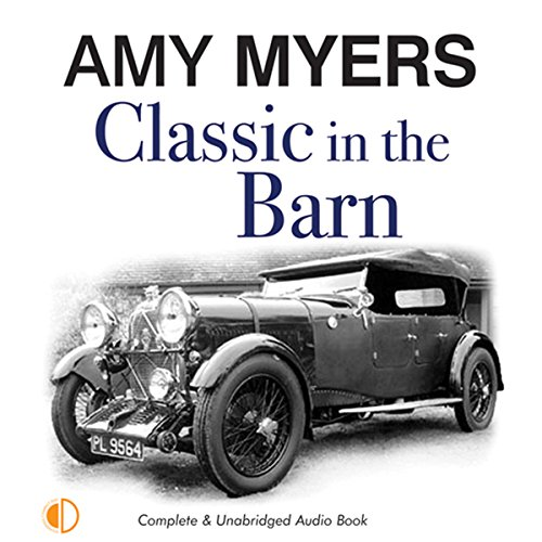 Classic in the Barn audiobook cover art