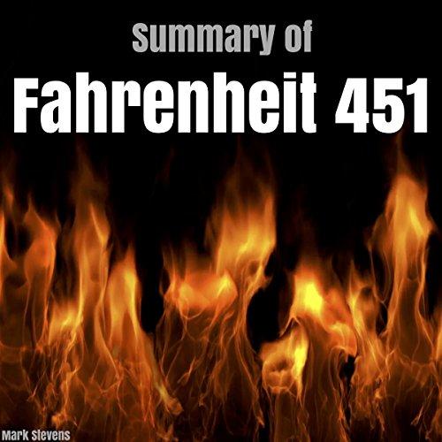 Summary of Fahrenheit 451 audiobook cover art