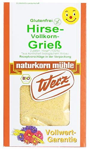 Werz - Bio Hirse Grieß glutenfrei - 250g