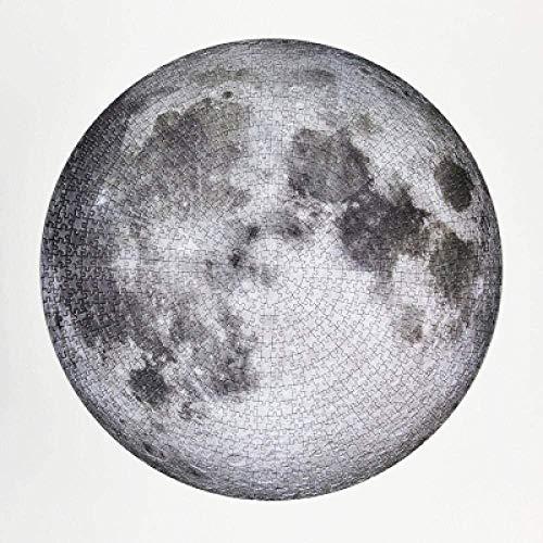 Moon Round Puzzle 1000 Pieces