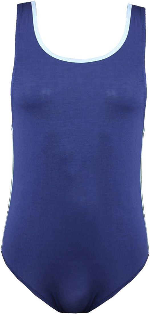 YiZYiF Men's Limited time cheap sale Stretch Jockstrap Leotard Bodywear Singlet Bodysuit Latest item