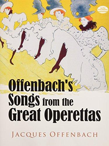 Chants extraits de Grandes Opérettes - Cht/Po
