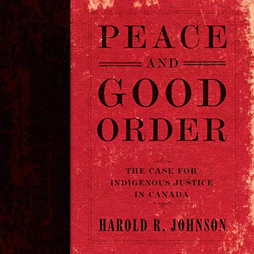 Peace and Good Order audiobook cover art