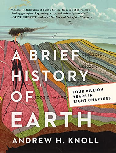 A Brief History of Earth Book