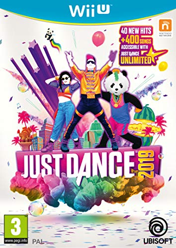Just Dance 2019 (Nintendo Wii U) (New)