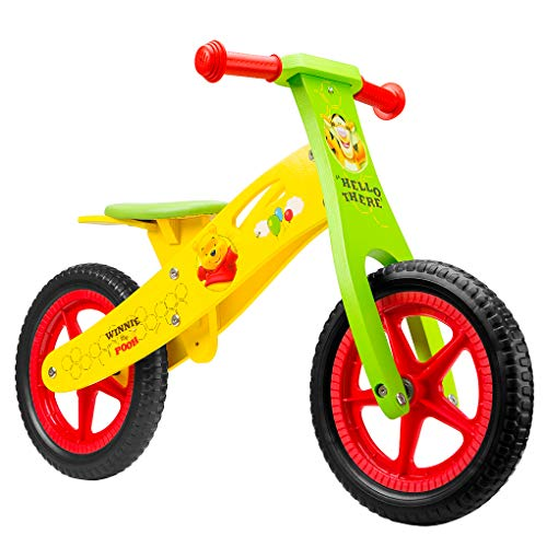 Disney 9910 Wooden Balance Bike WTP 12