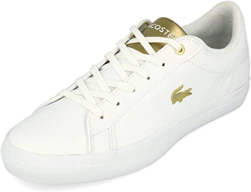 Lacoste Lerond 119 1 QSP CFA blanc or