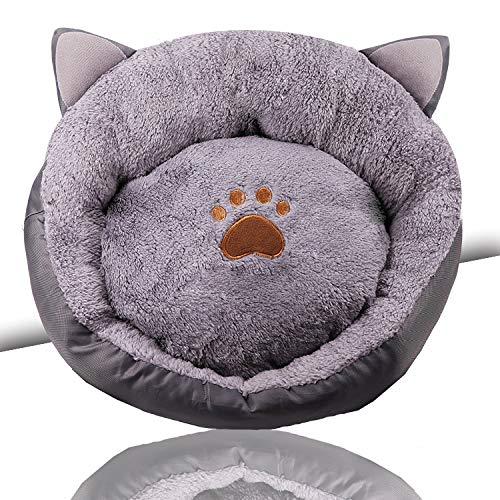Queta - Cuccia per gatti e animali domestici, tappetino Calda cuccia per gatti e animali domestici, ideale per dormire. È adatta anche per cani di piccola taglia.