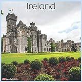 Ireland 2021 Wall Calendar: Official Ireland Calendar 2021, 18 Months