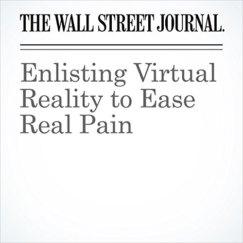Enlisting Virtual Reality to Ease Real Pain copertina