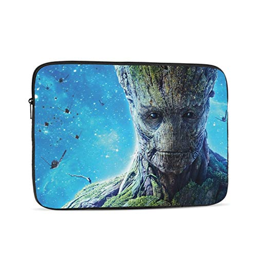 Curpubum Groot Laptop Sleeve Bag - Evecase 13 Inch Neoprene Universal Sleeve Zipper Protective Cover Case for Notebook