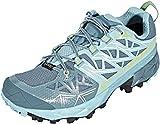 La Sportiva Akyra Woman GTX, Zapatillas de Deporte para Mujer, Multicolor (Slate/Sulphur 000), 36 EU