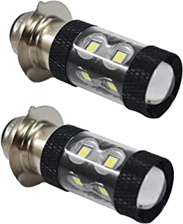 labwork 2X 100W LED Super White Headlight Bulbs Fit for Honda TRX 250 300 400 450 700