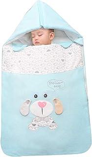 Saco de dormir para bebés, manta de diadema para recién