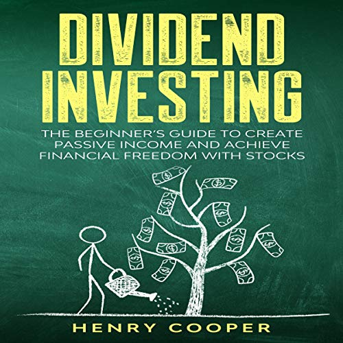 Dividend Investing Audiobook By Henry Cooper cover art