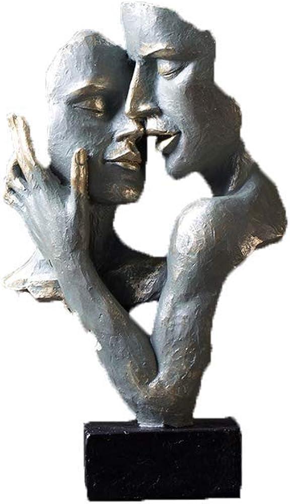 zcqbcy, affection affect hug, statua, scultura coppia romantica, in resina 125-736-836