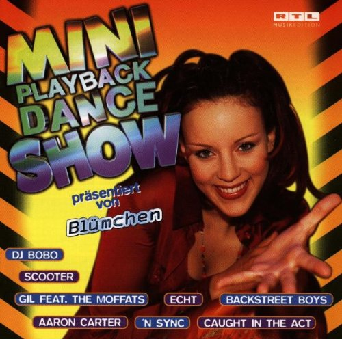 Mini Playback Dance Show