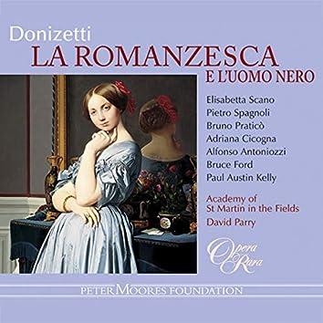 Donizetti: La romanzesca e l'uomo nero
