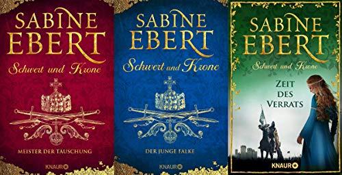 Sabine Ebert Schwert und Krone Serie