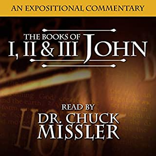 The Books of I, II & III John: A Commentary audiobook cover art