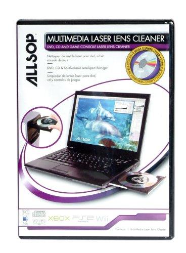 Allsop 5600 - Limpiador De Lentes Multimedia